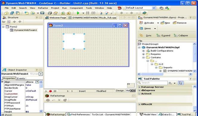 C++-Buielder-IDE