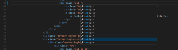 extension-para-segurencias-de-clases-para-html-css-visual-studio-code